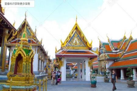 泰不一样曼谷+芭提雅双飞六天之旅